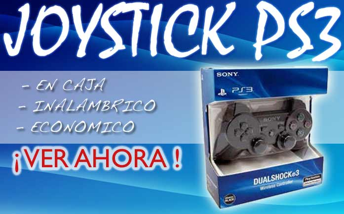 Joystick PS3 Replica