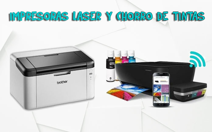 IMPRESORAS BROTHER HP EPSON