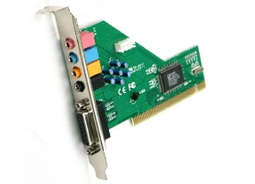 PLACA DE SONIDO PCI 8738 4.1 XP W7 NO FUNCIONA EN WINDOWS 10