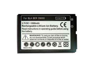 BATERIA BLACKBERRY MS-1 MS1 3.7V 3500MAH EXTENDIDA ALTERNATIVA