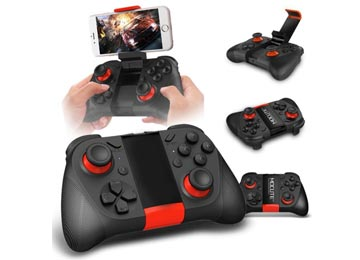 JOYSTICK MOCUTE 050 BLUETOOTH IOS ANDROID GAMEPAD NEGRO