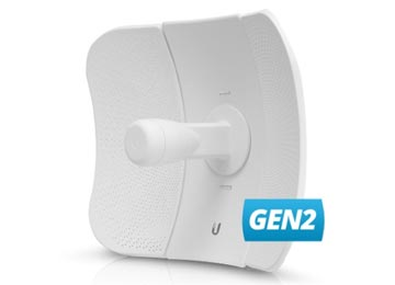 ANTENA UBIQUITI LITEBEAM 5AC GEN 2 23DBI 5GHZ CPE 450MBPS AIRMAX PANEL SECTORIAL