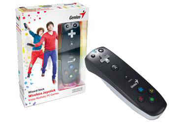 JOYSTICK GENIUS WIZARD STICK USB WIRELESS