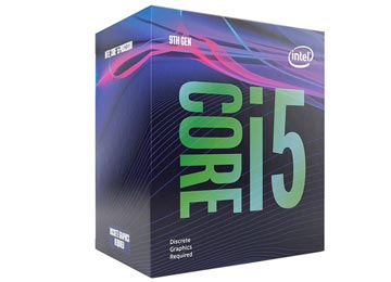 PROCESADOR INTEL COFFE LAKE I5-9400F 6 NUCLEOS 6 HILOS 2.9GHZ MAX TURBO 4.1GHZ 1151 - NOVENA GENERACION - NO TRAE VIDEO INTEGRADO