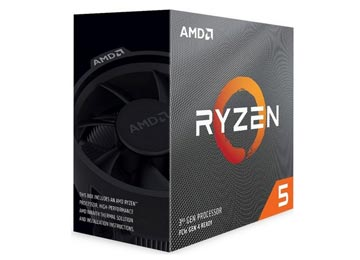 PROCESADOR AMD RYZEN 5 3600 4.2GHZ 6 NUCLEOS 12 HILOS 32MB L3 CACHE 65W AM4 - NO TRAE VIDEO INTEGRADO