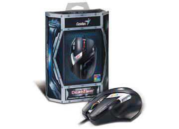 MOUSE GENIUS GX GAMING DEATHTAKER USB