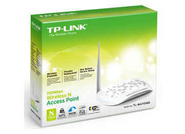ACCESS POINT TP-LINK TL-WA701ND 150MBPS ANTENA INTERCAMBIABLE