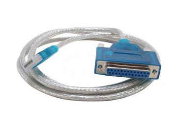 CABLE USB A PARALELO DB25 IEEE 1284