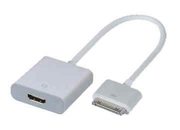 ADAPTADOR APPLE 30 PINES A HDMI IPHONE IPAD ALTERNATIVO
