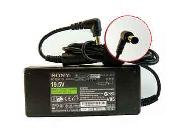 CARGADOR NOTEBOOK 19.5V 4.7A 6.5x4.4MM 90W REPLICA SONY