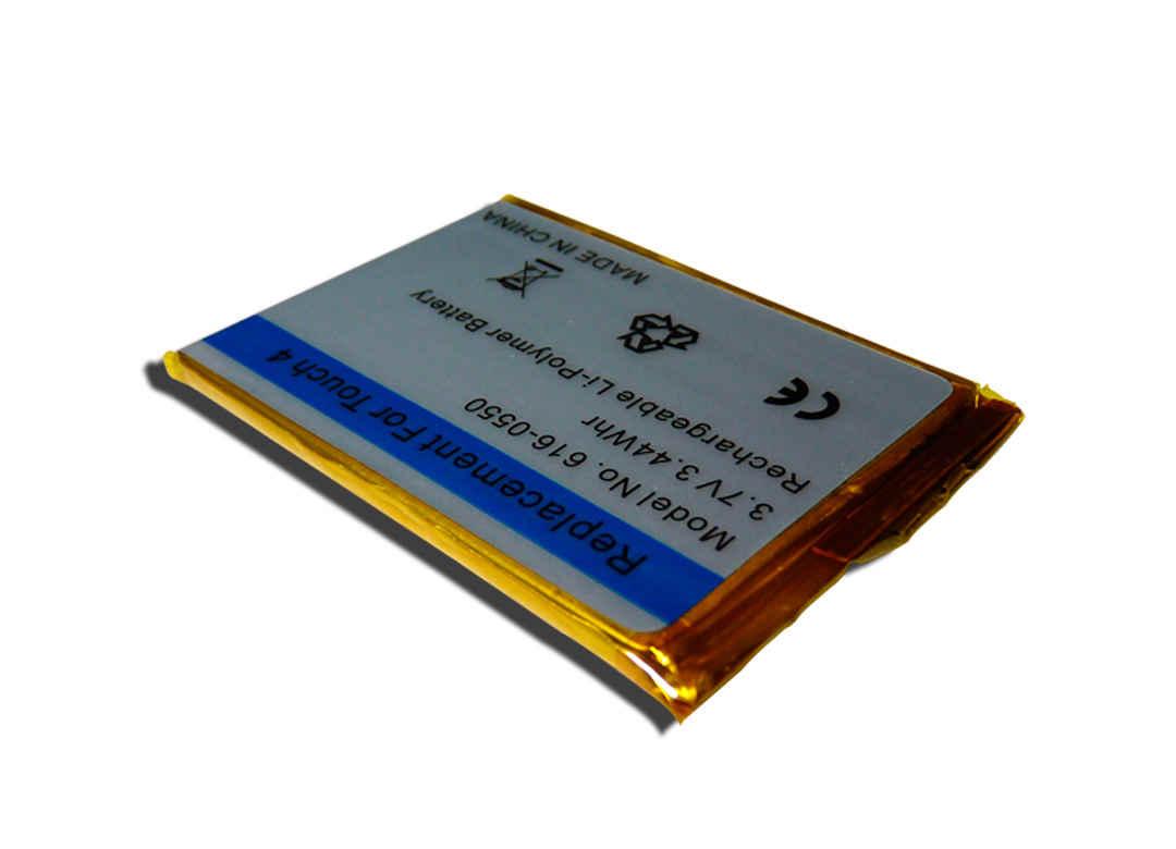BATERIA IPOD TOUCH CUARTA GENERACION 3.7V 3.44 | TecnoPrices.com
