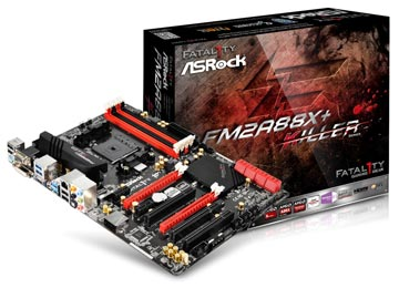 ASRock Fatal1ty FM2A88X+ Killer AMD Cool Quiet Driver for Windows 10