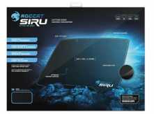 PAD MOUSE ROCCAT SIRU PITCH BLACK 340x250x0.4MM