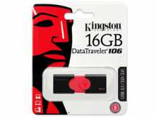 PENDRIVE 16GB KINGSTON DT106 USB 2.0 3.0 3.1