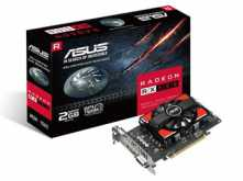 PLACA DE VIDEO ASUS RX550 2GB DDR5