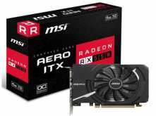 PLACA DE VIDEO MSI RX550 4GB DDR5 AERO