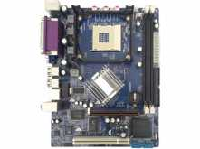 MOTHER WINNFOX 865GV 478 DDR1 VGA PS2 1XDB9 SERIE 1XDB25 PARALELO 4XUSB 1XIDE 2XSATA AGP PCI