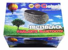 PARLANTE GLOBAL SBL31 3W 400MAH BLUETOOTH NEGRO