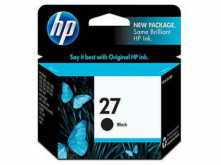 CARTUCHO HP 27 NEGRO 11ML DESKJET 5550 3320 3420 3425 - OUTLET - VENCIDO