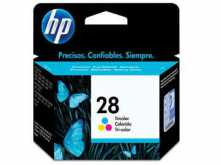CARTUCHO HP 28 C8728AL-#28 COLOR DESKJET SERIE 3300 3400 5550 HP PSC SERIE 2100 - OUTLET - VENCIDO