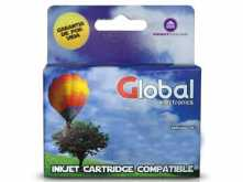 CARTUCHO GLOBAL P/ HP 664 XL NEGRO 22ML DESKJET 1115 2135 3635 3835 4535 4675
