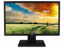 MONITOR ACER 19.5 VGA 5MS HD 16:9 LED 1366X768 60HZ 49CM CABLE TENSION VGA NEGRO