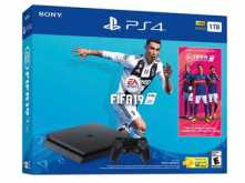 CONSOLA JUEGOS PLAYSTATION PS4 SLIM 1TB 1 JOYSTICK FIFA 2019