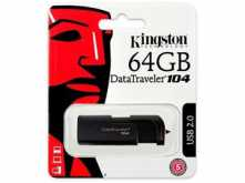 PENDRIVE 64GB KINGSTON DT104 USB 2.0