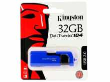 PENDRIVE 32GB KINGSTON DT104 USB 2.0