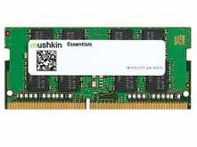 MEMORIA DDR4 8GB 2666MHZ 1.2V SODIMM MUSHKIN ESSENTIALS