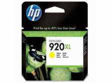 CARTUCHO HP 920 XL AMARILLO HP OFFICEJET 6000 6500 7000 7500 - OUTLET - USADAS REPARADAS