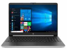 NOTEBOOK HP 15-DY1771 INTEL I7-1065G7 1.3GHZ 3.9MAX 8GB 512GB SSD BLUETOOTH WEBCAM 1366X768 IRIS PLUS 15.6 PULGADAS TOUCHSCREEN WIN10 Y TECLADO EN INGLES DECIMA GENERACION PLATEADA