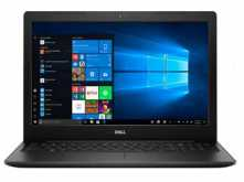 NOTEBOOK DELL INSPIRON 3583-5763BLK INTEL I5-8265U 1.6GHZ 8GB 256GB SSD BLUETOOTH WEBCAM 1366X768 15.6 PULGADAS TOUCHSCREEN WIN10 Y TECLADO EN INGLES NEGRA