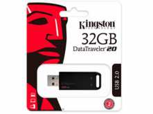 PENDRIVE 32GB KINGSTON DT20 USB 2.0