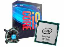 PROCESADOR INTEL KABYLAKE I9-9900 3.1GHZ MAX TURBO 5.0GHZ INTEL GRAPHICS 630 16MB CACHE 8 NUCLEOS 16 HILOS - 1151