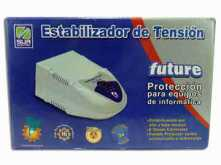 ESTABILIZADOR DE TENSION SURELECTRIC FUTURE ER1000 6 BOCAS 220V-1000VA