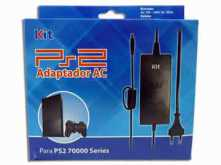 TRANSFORMADOR PLAYSTATION 2 PS2 HOOLIGANS HY-856 8.5V 5.65A 220V