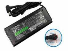 CARGADOR NOTEBOOK 19.5V 6.15A 6.5x4.4MM SONY ORIGINAL