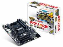 MOTHER GIGABYTE GA-970A-DS3P AM3+ DDR3