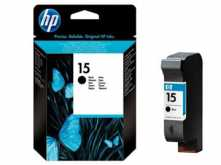CARTUCHO HP 15 C6615 NEGRO SERIES 810 840