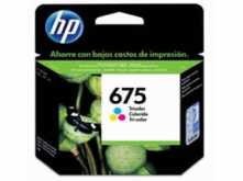 CARTUCHO HP 675 COLOR OFFICEJET 4000 4400 4575