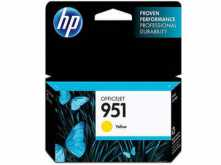 CARTUCHO HP 951 AMARILLO 8ML HP OFFICEJET PRO 8100 8600 8600 PLUS 251DW 276DW 8610 8620