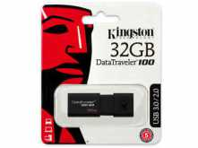 PENDRIVE 32GB KINGSTON DT100G3 USB 2.0 3.0 3.1