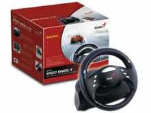 VOLANTE GENIUS SPEED WHEEL 3 USB PC VIBRACION