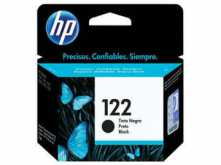 CARTUCHO HP 122 NEGRO 2ML HP DESKJET 1000 1050 2000 2050 2050S 3000 3050 3050A