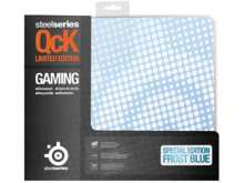 PAD MOUSE STEELSERIES QCK FROST BLUE 320X270MM 2MM