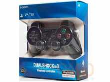 JOYSTICK SONY PS3 DUALSHOCK 3 BLUETOOTH NEGRO REPLICA