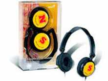 AURICULAR VINCHA GENIUS GHP-410F ORANGE